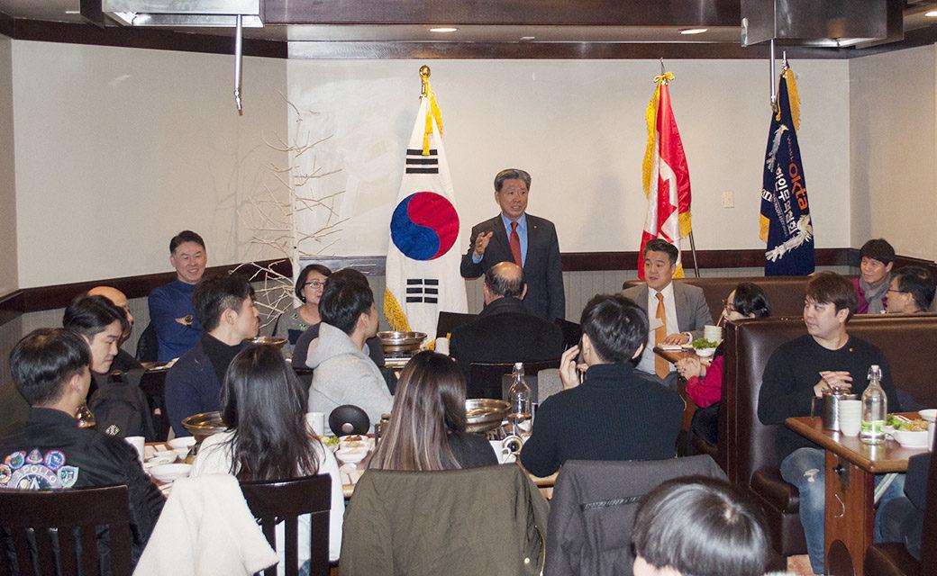 홍희동 사무국장, 이수형 차세대대표 선임