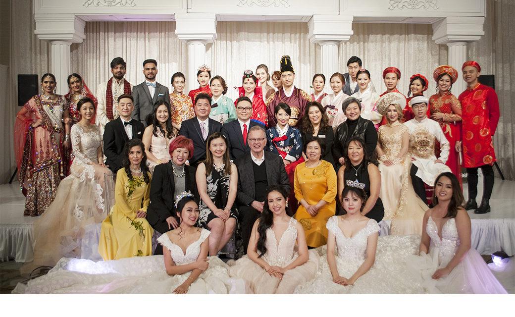 '다민족 웨딩 이해하고 한국 예복문화 알리는 계기'