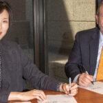 문체부, 캐나다 로열 온타리오 박물관과  한국실 지원 협약 체결
